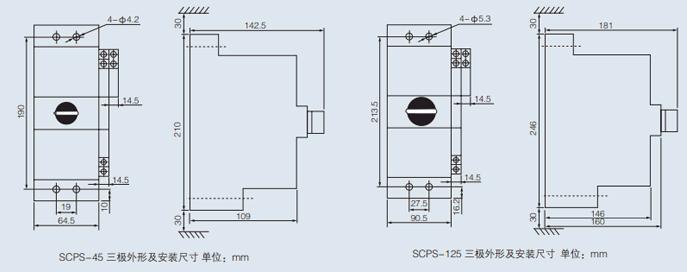 KSCPS系列控制与保护开关电器是一种智能型多功能低压开关电器。它是基于国内外先进断路器,接触器,热继电器技术和软件技术开发出的一种先进的智能型多功能低压开关电器,KSCPS控制与保护开关电器在国内同类产品基础上,根据用户大量反馈信息不断地加以改进完善精心制作而成,在同类产品中具有领先水平。KSCPS控制与保护开关电器采用电磁传动机构来驱动触头运动以接通和分断电路。所有保护特性和功能是通过智能控制单元和电流互感器取样,在进行逻辑运算和数据处理后,控制脱扣器的动作,完成故障诊断和保护。KSCPS开关在单一低